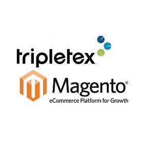 Tripletex integrasjon for Magento 1