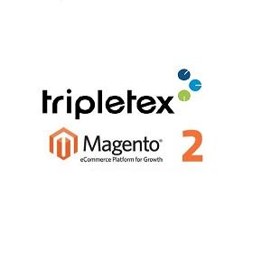 Tripletex integrasjon for Magento 2